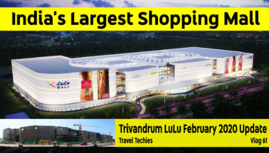 Lulu Mall Trivandrum | Largest Shopping Mall in India | Thiruvananthapuram, Kerala