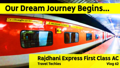 Rajdhani Express | First Class AC | Journey Begins | Trivandrum - New Delhi Trip #1