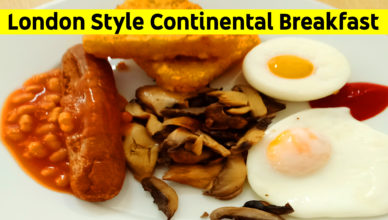 London Continental Breakfast | United Kingdom