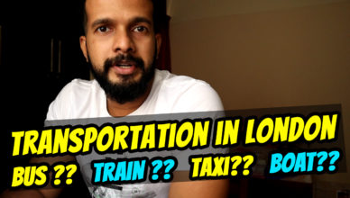 London Transportation & Oyster Card | United Kingdom | Malayali in London UK | Part 9