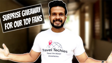 Travel Techies 1k Special Giveaway for our Top Fans | Special Gift
