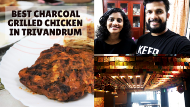 Best Charcoal Grilled Chicken in Trivandrum | Barbecue Space Trivandrum Review
