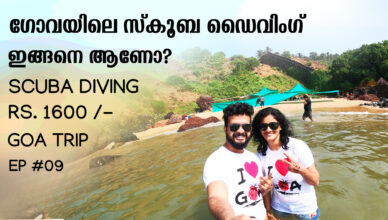 Scuba Diving Experience and Boating | Goa Grande Island