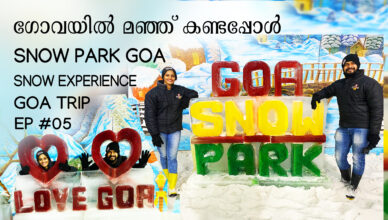 Snow Park Goa | Rs 495 Snow Experience in Goa