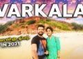 Varkala Beach 2021 | Varkala Cliff | Papanasham | Places To Visit In Trivandrum