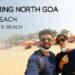 travel to baga and baga beach mornng view